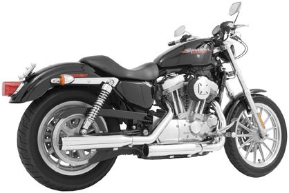 Freedom HD00197 Exhaust (3 1/4