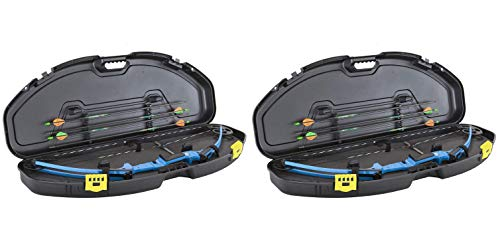 Plano 1109-00 Protector Series Ultra Compact Bow Case (Black) (Pack of 2)