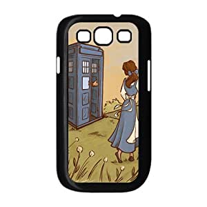 Customize Movie Doctor Who Police Box Back Case for Samsung Galaxy S3 I9300 JNS3-1484