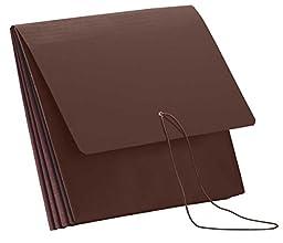 Executive Series LeatherFlex Expansion Wallets, 3-1/2\