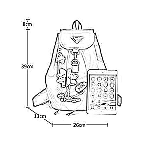 4 ANLEI 26 1622 042 Couleurs Mlle 13 Sac Mode épaule à CM Blue Double Dark Bag Sac 39 Nylon Main Messenger qwqZWOBAr