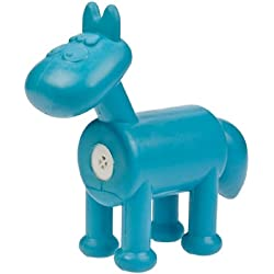 Blue Horse Dog Toy - A special horse for your dog to play with - Made of durable rubber - Will keep your dog amused for hours