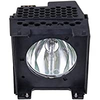 Toshiba 50HM66 rear projector TV lamp with housing - high quality replacement lamp