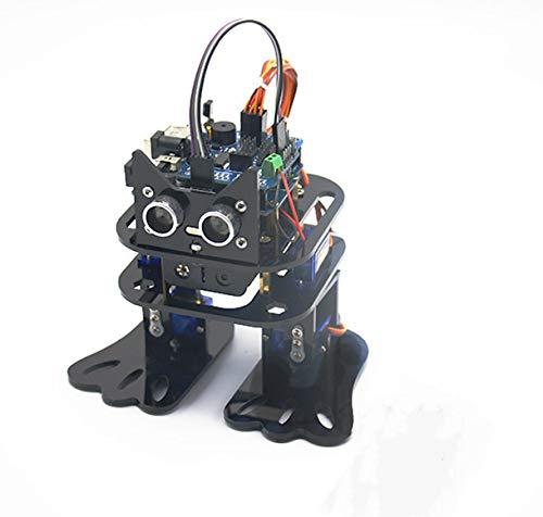 Arduino Robot biped arduino Robot de programación de aprendizaje ...