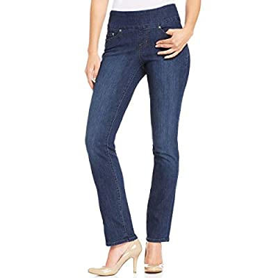 Jag Jeans Women's Peri Straight Pull On Jean