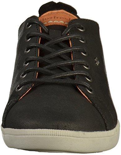 Blk Zapatillas para Ianpar hombre negras Boxfresh Black q7UqA