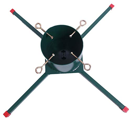 Goliath welded steel Christmas Tree Stand for Trees 8 to 16 Foot