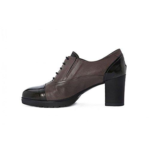 MELLUSO - Zapatos de vestir de Piel para mujer beige topo