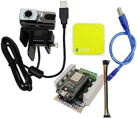 ZT-TTHG ArduinoのロボットカーのためにNodemcu ESP8266 DevelpmentボードHDカメラキット