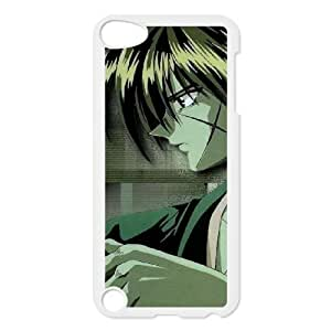 Rurouni Kenshin iPod Touch 5 Case White Gift xxy_9931131