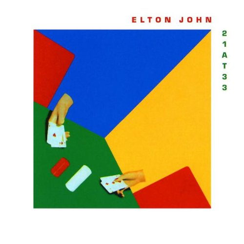 Release 21 At 33 By Elton John Musicbrainz