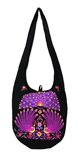Boho Shoulder Sling Bag Pattern - 9
