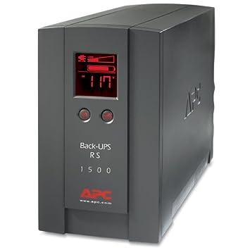 apc back ups rs br1500lcd 1500va 865w ups system amazon ca electronics rh amazon ca apc rs 1500 service manual apc rs 1500 manual pdf