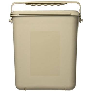 YukChuk Under-Counter Kitchen Food Waste Compost Container.