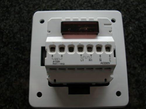 SM-PC/® Raumthermostat Thermostat Digital programmierbar AUFPUTZ #ap792