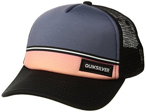 Quiksilver Men's Stripe Stare HAT, Vintage Indigo, 1SZ from Quiksilver