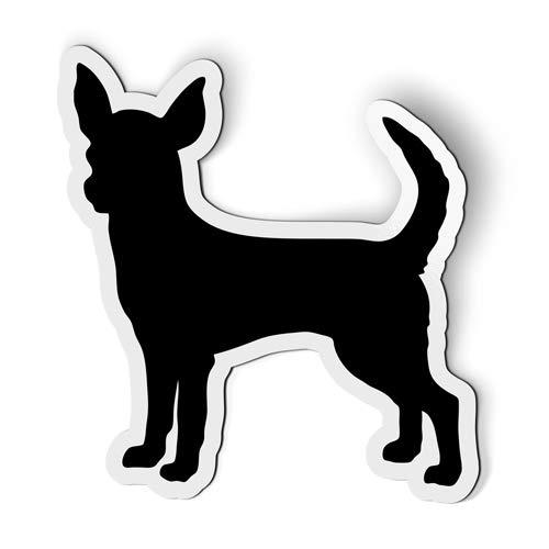 AK Wall Art Chihuahua - Magnet - Car Fridge Locker - Select Size