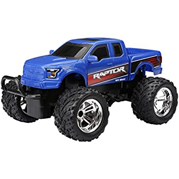 Amazon.com: New Bright Chargers F/F Ford Raptor RC Vehicle