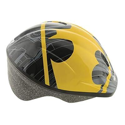 MV Sports Batman Safety Helmet Head Size 52-56cm : Sports & Outdoors