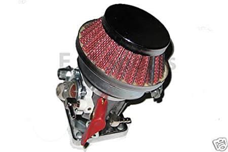Review Walbro Style 16mm Performance Carburetor Air Filter Kit 49cc Scooters - Evo 2X/Rx, Scooter X, Dirt Dog