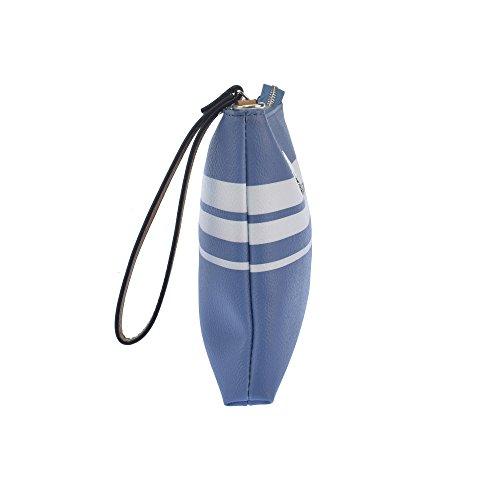 strap shoulder S Avio with POLO cm Clutch U ASSN White 5x3x17 5 bag 26 0FYAwq