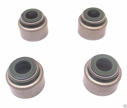 4 Pack Genuine Kawasaki 92049-7001 Oil Seal Fits FH FR FS FX Series OEM (Fx Seal)