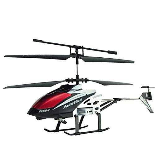 Remote Control Aircraft-for Indoor Outdoor,LED Lights Mini Radio-Controlled Helicopter with Double Propeller & Aviation Model Toy for Kids and Adults-8 Styles (Black Mask 1)