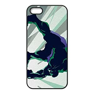 iPhone 5 5s Cell Phone Case Black Hulk Noir Blvxx