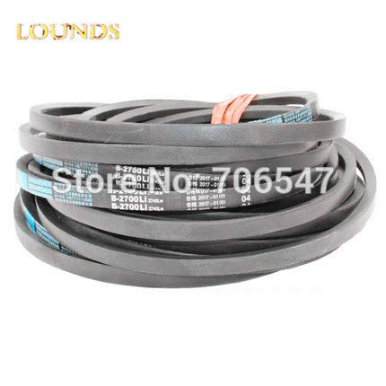 Fevas Classical Wrapped V-Belt B600 B650 B686 B710 for sale  Delivered anywhere in USA