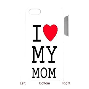 LTTcase Custom Mother's Day Durable 3D Case for iphone 4,4s
