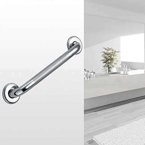 Dreamsbaku Home Bathroom Grab bar 18 inch 304 Stainless Steel Safety Bath and Shower Grab Bar by Dreamsbaku (Image #5)