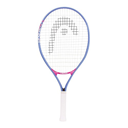 "Price comparison product image HEAD Instinct 23 Junior Tennis Racquet, 3.75"" Strung Blue"