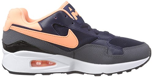 De black obsidian Course sunset Chaussures Bleu St Grey Glow Femme Blau dark Air Max Nike qwAxIHzz6