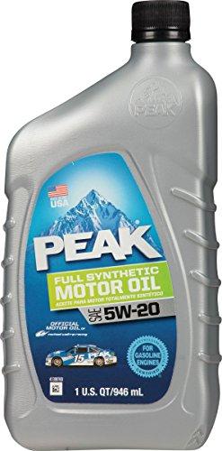 peak motor oil - 9