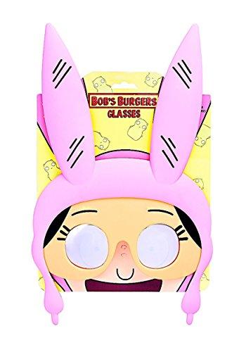 Louise Bob's Burgers Costume (Bob's Burgers Louise Glasses Standard)