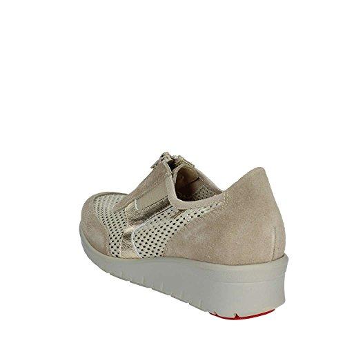IE9834L Bassa Cinzia 007 Soft Beige 37 Sneakers Donna fw5qROvnqA
