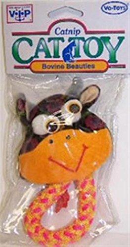 Vo-Toys Bovine Beauties Cat Toy