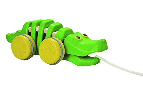- PlanToys Dancing Alligator - PlanWood