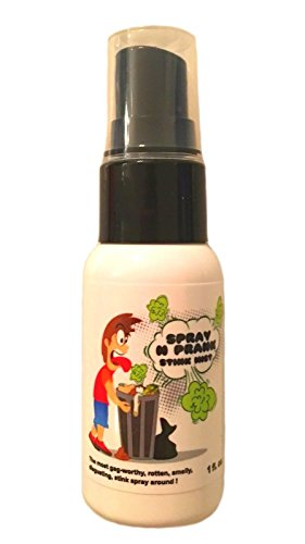 Jereco Global Spray N Prank Stink Mist The Smelly Feet Gross Stinky Fart Spray
