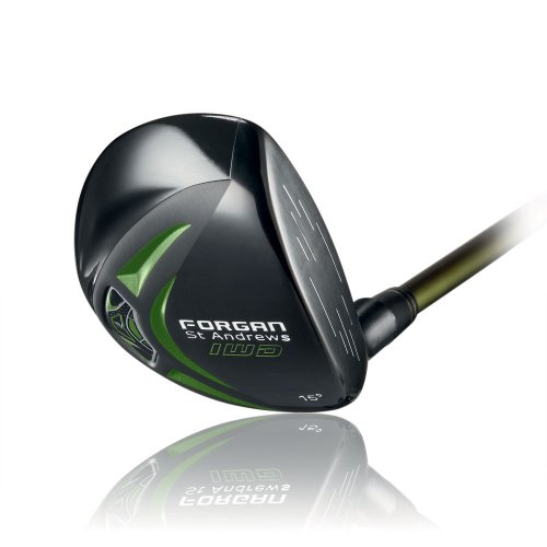FORGAN IWD 21° Mens Hybrid MRH SENIOR FLEX Graphite, Outdoor Stuffs