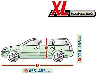 Kegel Blazusiak Vollgarage Ganzgarage Mobile XL Kombi kompatibel mit VW Passat B7 Variant 2010-2014 Schutzplane Abdeckung