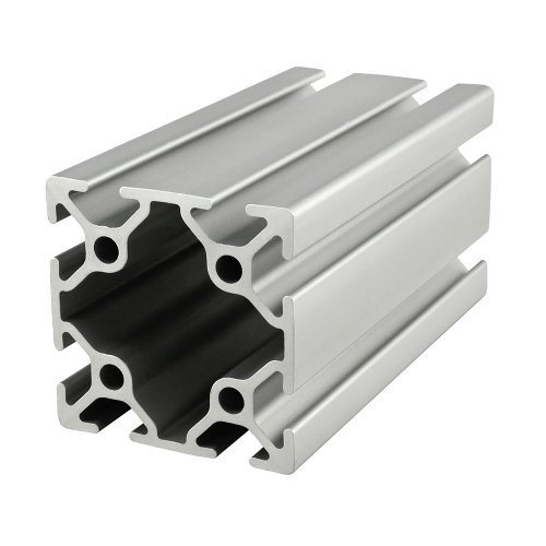 80/20 Inc., 25-5050, 25 Series, 50mm x 50mm T-Slotted Extrusion x 1525mm by 80/20 Inc
