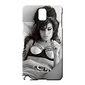 samsung note 3 Brand Fashion pattern mobile phone carrying cases amy winehouse