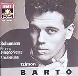 Tzimon Barto plays Schumann: Kreisleriana & Symphonic Etudes