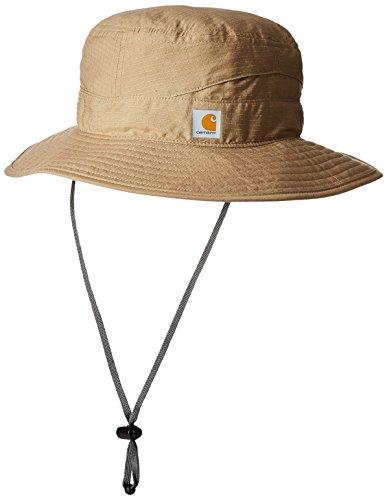 Carhartt Men's Force Mandan Boonie, Dark Khaki, LXL Boonie Hat Nylon Hat