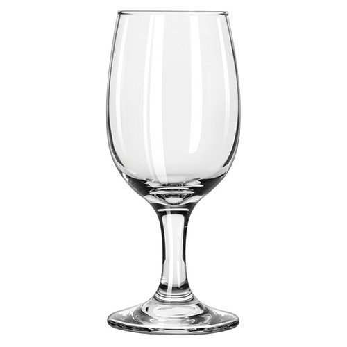 Libbey 3765 Embassy 8.5 Ounce Wine Glass - 24 / CS