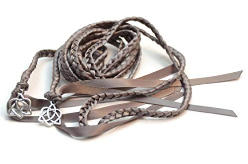 (Portobello Celtic Heart Knot Wedding Handfasting Cord #Handfasting #Wedding #DivinityBraid #CelticKnot #WeddingHandfasting)