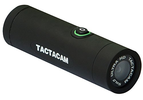 Package Cam (Tactacam SOLO Ultra HD Shock Resistant Video Action Camera with 3X Zoom Bow Package)