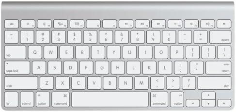Apple MC184Y/B - Teclado inalámbrico, Blanco
