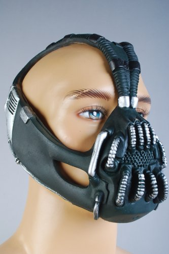 Batman Bane Mask Replica for Batman the Dark Knight Rises prop-UPDATED version by skycostume (Image #1)